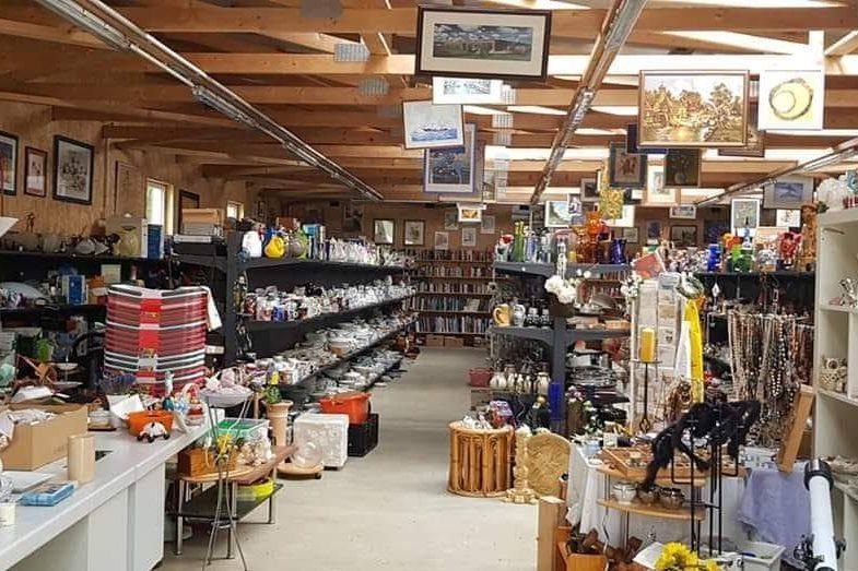 Tierheim Schwebheim Flohmarkt